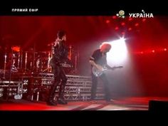 QUEEN & Adam Lambert - LIVE in Kiev, Ukraine 30th June 2012. I miss Freddie, but Adam does an admirable job. Brian May is just awesome on guitar.