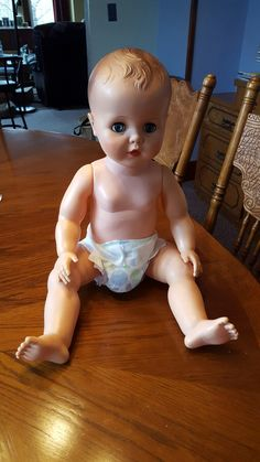 """I have this one. One of the """"boy"""" baby dolls I had as a little girl. 