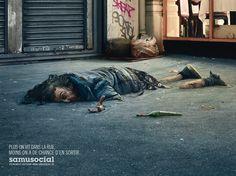SAMU SOCIAL - Plus on vit dans la rue, moins on a de chance d'en sortir