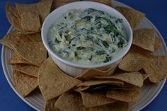 The Best Spinach Artichoke Dip Ever.  Made in the crock pot.  Excellent is an understatement; this recipe is perfection.  Really.