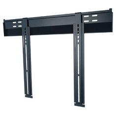 "Peerless-AV Slimline Ultra-Thin Fixed Universal Wall Mount for 37"" to 75""  Flat Panel Screens"