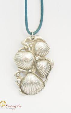 Baltic Sea Shell Pendant