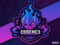 Essence Gaming Dribbble by HSSN DSGN William Higinbotham developed an analogue computer with vacuum Team Logo Design, Game Design, Design Art, Identity Design, Vector Design, Brand Identity, Logo Esport, Game Development Company, Mobile Legend Wallpaper