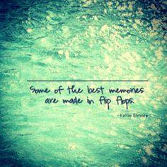 Flip Flops = Good Times