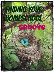 Finding Your #Homeschool Groove @theHomeSchoolVillage
