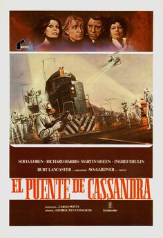 1976 / El puente de Casandra - The Cassandra Crossing