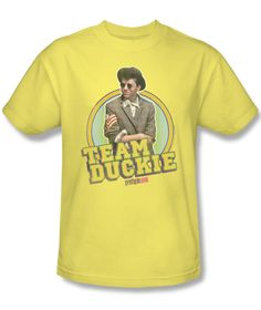 PRETTY IN PINK/TEAM DUCKIE - Pretty in Pink - Movies - TV Shows & Movies | Movie T Shirts | Popfunk