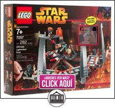 LEGO Star Wars Ultimate Lightsaber Duel (7257) by LEGO  ✿ Lego - el surtido más amplio ✿ ▬► Ver oferta: https://comprar.io/goto/B00066LFQ6