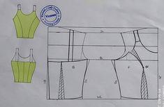 Sewing Basics, Sewing Hacks, Basic Sewing, Sewing Tips, T Shirt Sewing Pattern, Sewing Patterns, Pattern Drafting Tutorials, Blouses For Women, Rap