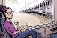 How to Get the Most Out of a Vacation by Train by SHIVANI VORA