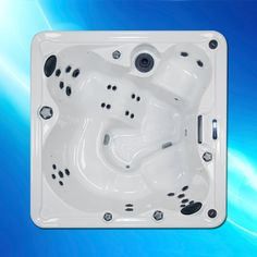 Celebrity Hot Tubs - The Broadway.  A full-featured hot tub that won't break your budget!