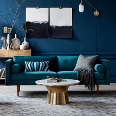 Beautiful Turquoise Room Decoration Ideas for Inspiration Modern Interior Design and Decor. more search: turquoise room ideas teenage, turquoise bedroom ideas, turquoise living room ideas, turquoise room decorating ideas. Teal Living Rooms, Elegant Living Room, Living Room Color Schemes, Blue Rooms, Living Room Colors, My Living Room, Living Room Designs, Living Room Furniture, Living Room Decor