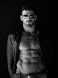 Professional British rugby player Stuart Reardon. Can he pull his pants down just a little?! Please!