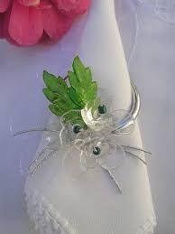 Resultado de imagem para anel de guardanapo de natal
