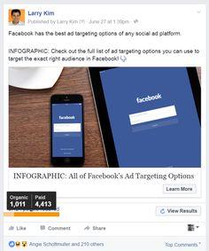 Facebook Newsfeed Algorithm