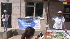 Orheiul, primul pe traseul MICROFONULUI LIBER al activistului Brega VIDEO