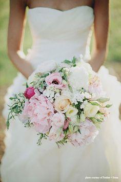 Wow - gorgeous bouquet!