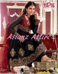 Asianz Attire Latest Embroidered Dresses Collection 2012
