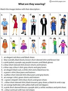 Clothes Description Worksheets Buying Pdf – The World English Test, English Fun, English Words, English Lessons, Learn English, English Primary School, English Classroom, Teaching English, English Grammar Worksheets