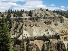 This is the Grand Canyon of Yellowstone. Took this picture myself.