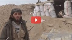 Before Filming an ISIS Propaganda Video, You May Want to Check for Drones First
