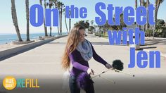 Watch what happens when we test people by suprise on the street on their recycling knowledge