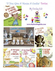 Reading Parties | My Reading Kids