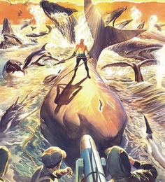 Aquaman by Alex Ross #aquaman  @dccomics  @dcextendeduniverse  @justiceleague  #justiceleague