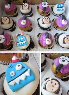All You Need Is Cupcakes!: Diario de una Pastelería: Qué cumpleaños Macanudo…