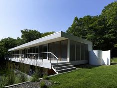 Green Woods House by Stelle Lomont Rouhani Architects - do site HomeDSGN