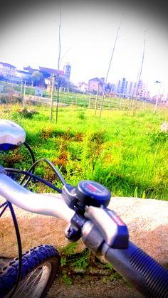 bycicle ride #freespirit