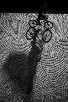 Black & White (preciousandfregilethings: Shadow by...)