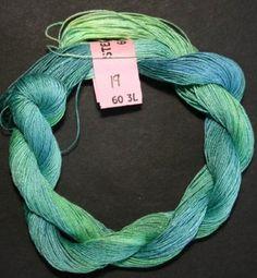 Stef Francis linen thread