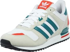 women's adidas originals zx white green Adidas Zx 700, Casual Shoes, Men Casual, Shoe Collection, Adidas Originals, Trainers, Athletic Shoes, Cool Outfits, Kicks