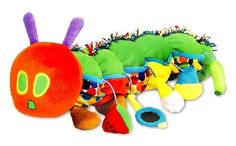 The Very Hungry Caterpillar Baby Toy