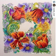 #Repost @susie_loir with @repostapp --> If you're in the market for the most popular adult coloring books and writing utensils including colored pencils, drawing markers, gel pens and watercolors, visit our website at http://ColoringToolkit.com. Color... Relax... Chill.