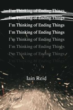 """""""With his debut novel, Reid sets an extremely high bar. The entire story takes place in little over 24 hours as Jake and his girlfriend travel to meet and have dinner with his parents. Narrated by the unnamed girlfriend, something unsettling surfaces early and builds with every page. Readers will become riveted as the 'unsettling' becomes frightening, and then terrifying. Recommended for all who enjoy a good mind-twisting scare!"""" Nancy Simpson-Brice, The Book Vault, Oskaloosa, IA"""
