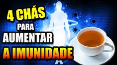 IMUNIDADE BAIXA - COMO AUMENTAR A IMUNIDADE - 🔴(4 CHÁS PARA AUMENTAR A I... Tableware, Youtube, Warm Water With Lemon, Healthy Lifestyle Habits, Water Benefits, Tooth Pain, Health Professional, Natural Health, Immune System