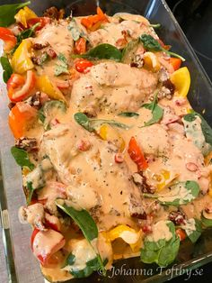 Salmon Recipes, Chicken Recipes, Swedish Recipes, Food Inspiration, Cravings, Food Porn, Food And Drink, Yummy Food, Favorite Recipes
