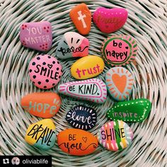 Word Rocks Project (@wordrocksproject) • Instagram photos and videos