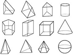 Geometry Design - looks awesome $1.50 | Kids Geometry | Pinterest ...