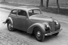 Škoda Popular 1100 OHV Tudor (Type 927) '1939–46 Bugatti, Lamborghini, Audi, Porsche, Volkswagen, Antique Cars, Vintage Cars, Old Cars, Popular
