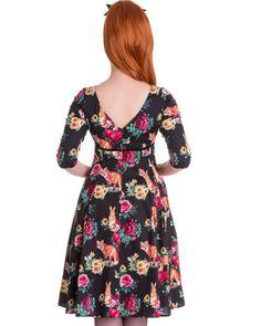 Hell Bunny | Hermeline 50's Dress - Tragic Beautiful buy online from Australia