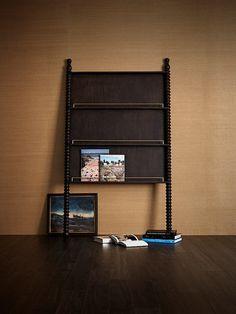 El Mirador Leaning Bookshelf
