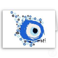 Eye blue tattoo greek Ideas for 2019 Hamsa, Evil Eye Art, Greek Evil Eye, Blue Tattoo, Decoupage, Greek Culture, Textiles, Cool Eyes, Illustration Art