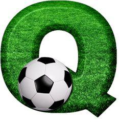 Abecedario Campo de Fútbol. Soccer Field Alphabet. Soccer Party, Soccer Ball, Happy Fathers Day Pictures, Captain Tsubasa, Team Gifts, Neymar, Sports, Clip Art, Jesus Loves