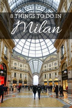 Adi takes us on a whirlwind two-day trip to Milan, Italy to explore art, architecture, and culture on an affordable budget.