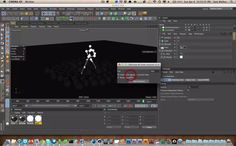 Cinema 4D Tutorial 24: Introduction to Motion Capture in C4D with the Kinect on Vimeo