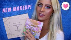 Colourful Eye Makeup & Glowy Base I Reallymili