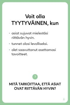 Tunnekortit - Positive Learning Healthy Mind, Special Education, Self Help, Mindfulness, Positivity, Teaching, Life Coaching, Education, Consciousness